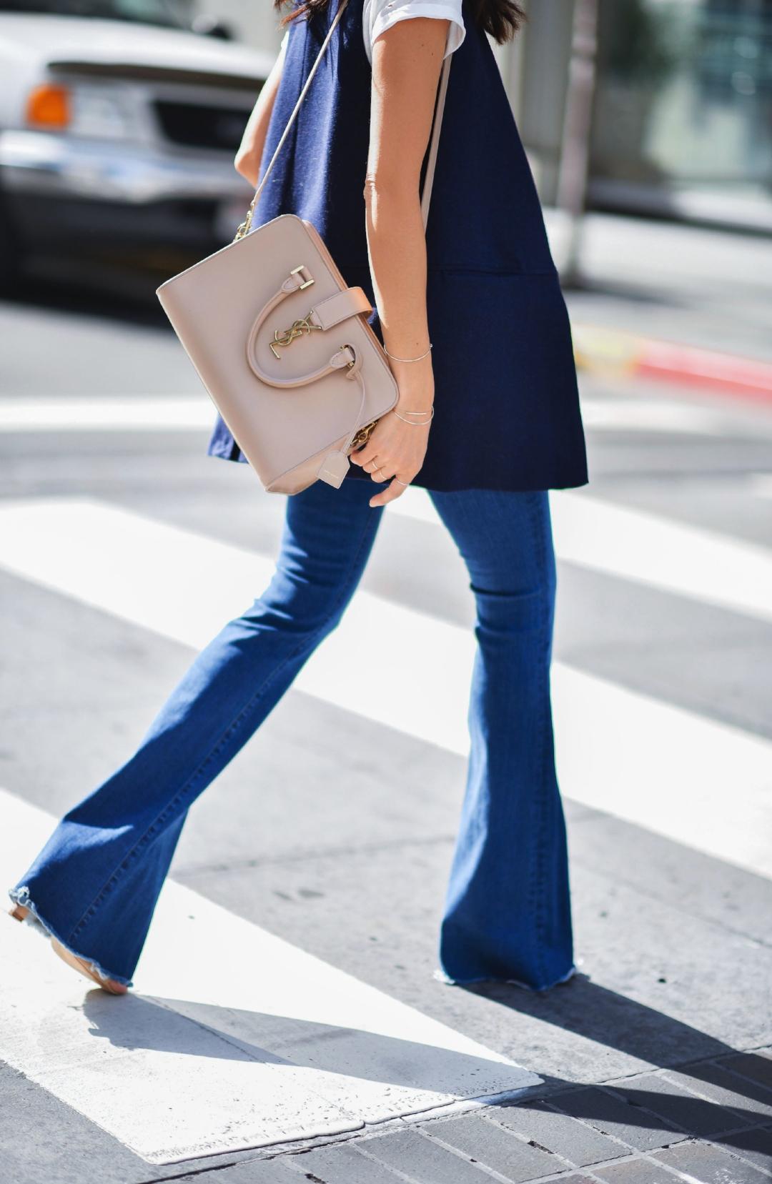 Mcguire-Flare-Jeans-and Saint-Laurent-Shoulder-Bag.jpg