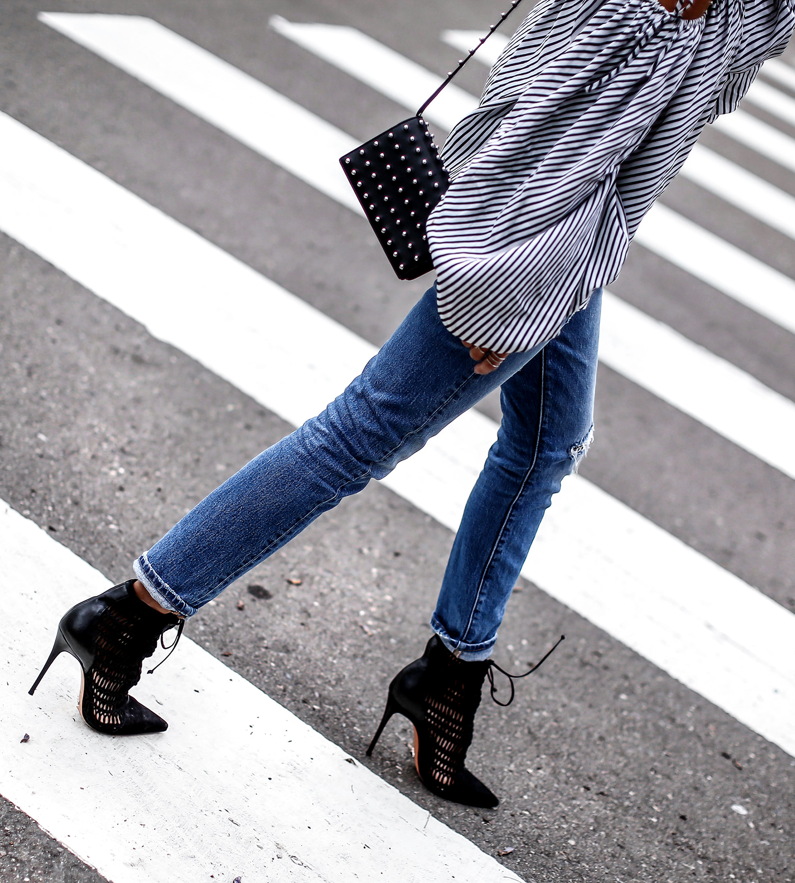 Schutz_Lace_Up_Booties_Distressed_Levis_Jeans_MLM_Striped_Off_The_Shoulder_Top_Alexander_Wang_Studded_Bag.jpg