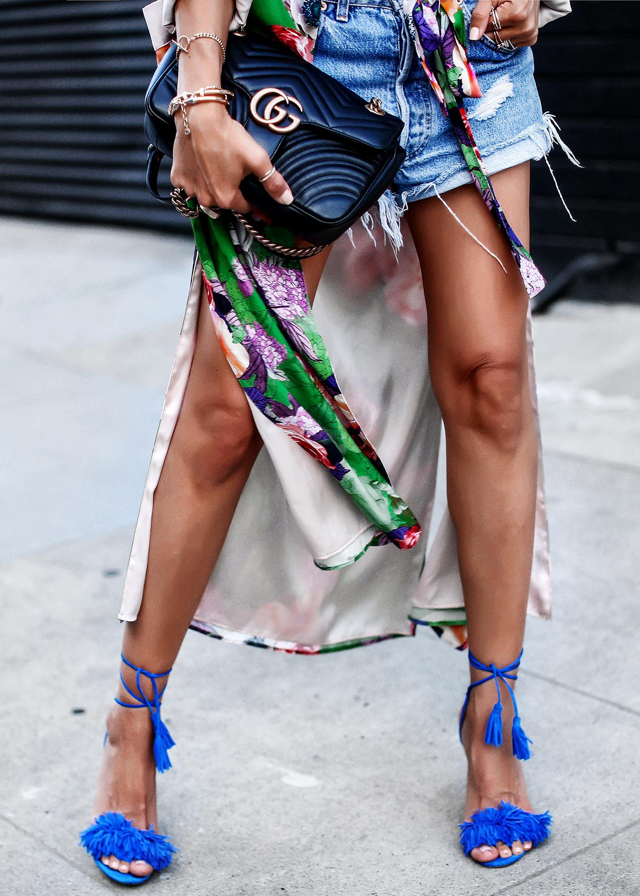 Levis shorts Aquazzura Sandals gucci marmont bag.jpg