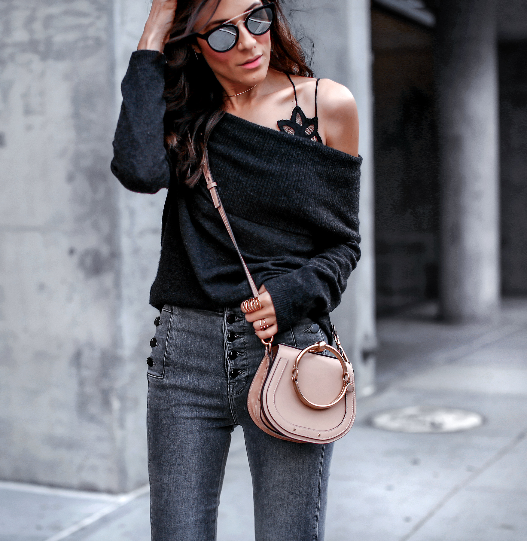 JBrand Jeans Joei Sweater Spring Fashion Chloe Nile Bag.jpg