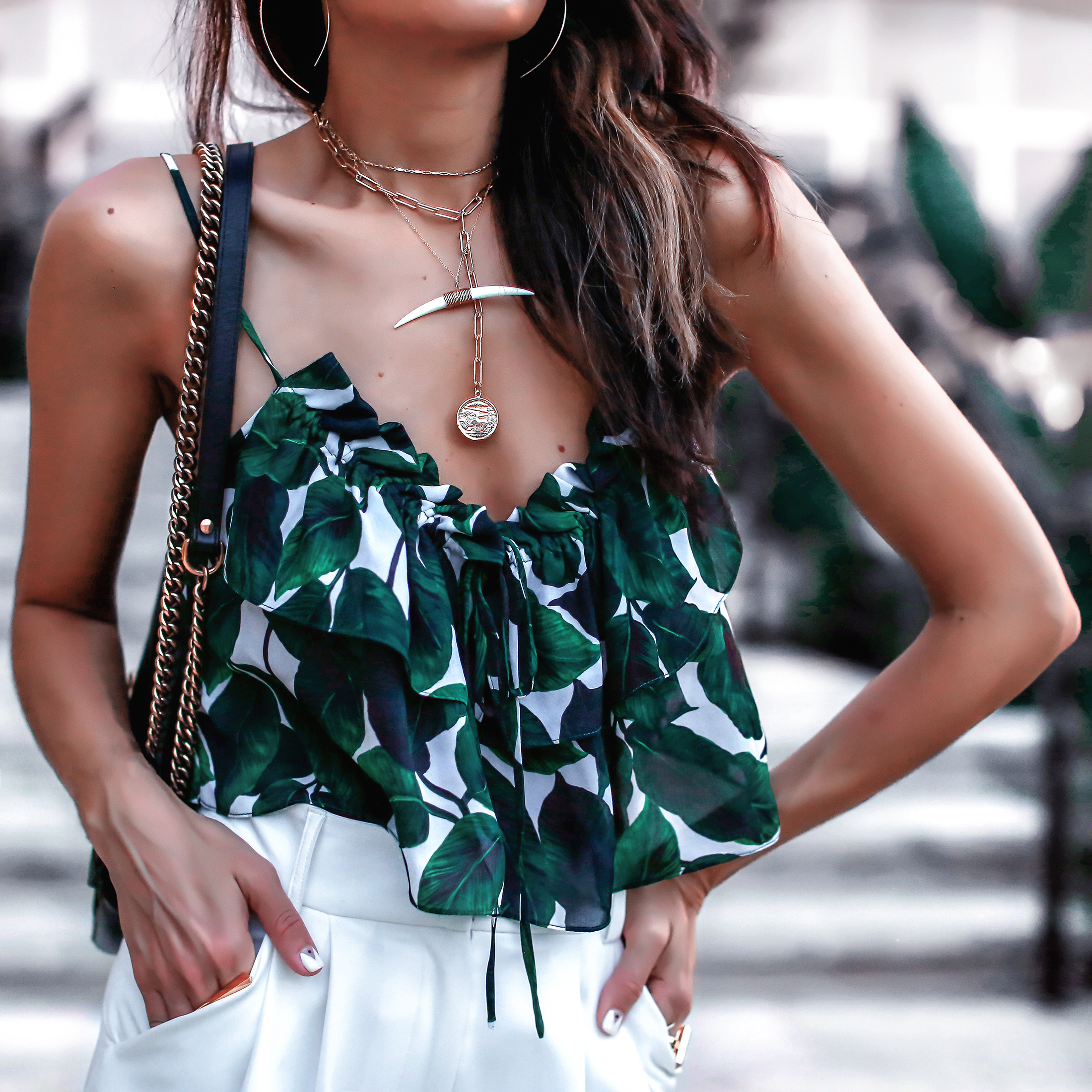 MILLY Bahamas Palm Print Top Resort Style.jpg