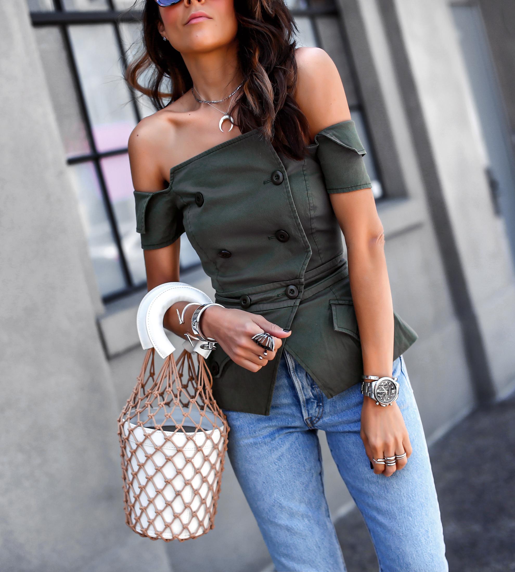 Marissa Webb Vest Levis Jeans Staud Bucket Bag Spring Fashion Must Haves.jpg