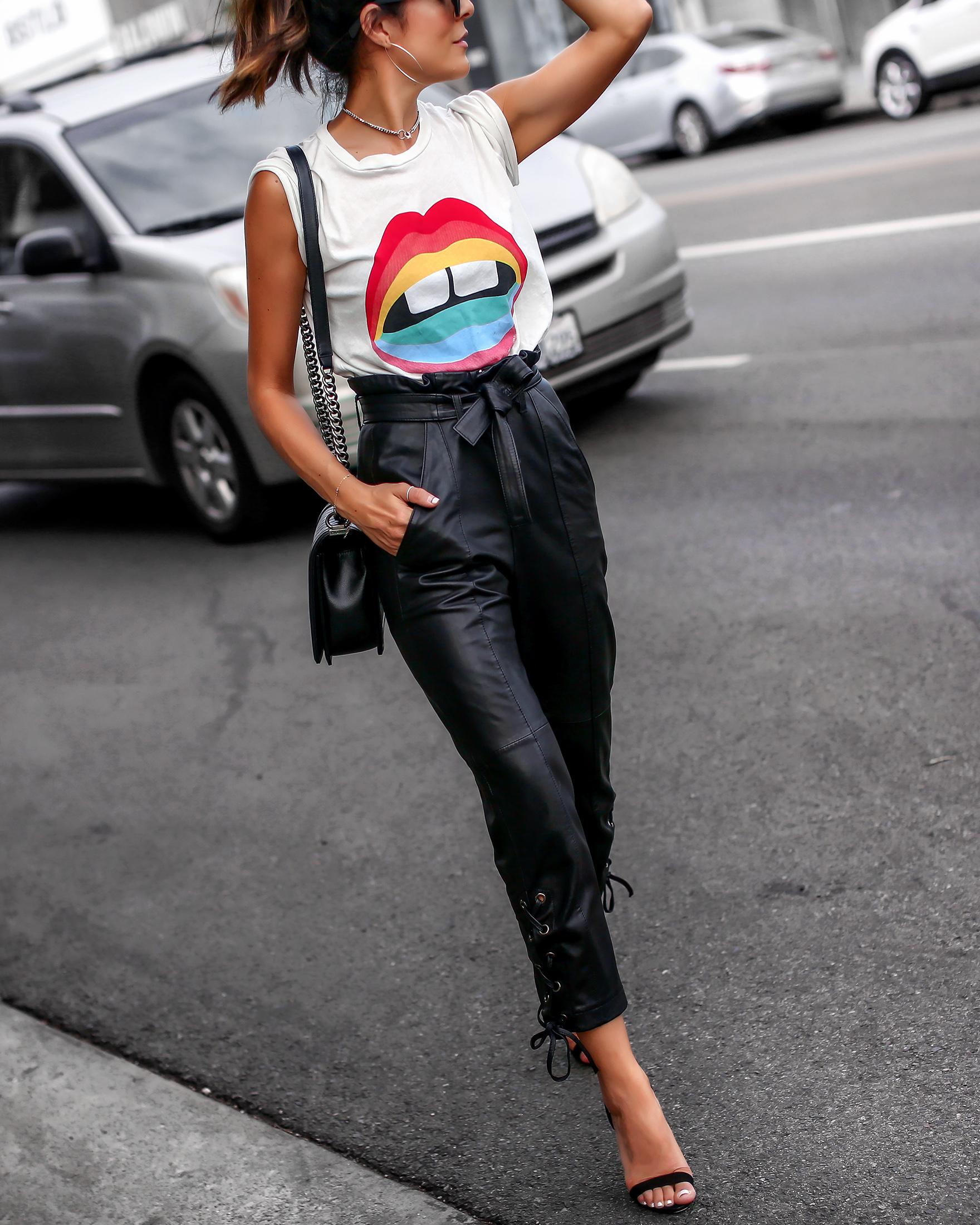 Marissa Webb Leather Pants Lauren Moshi Tee Streetstyle.jpg