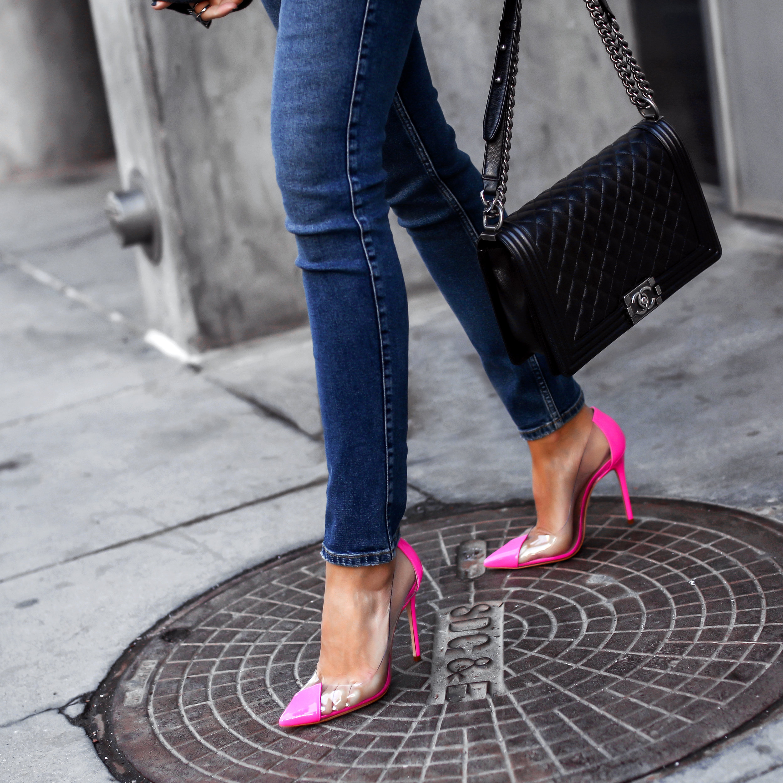 Schutz Cendi Neon Heels