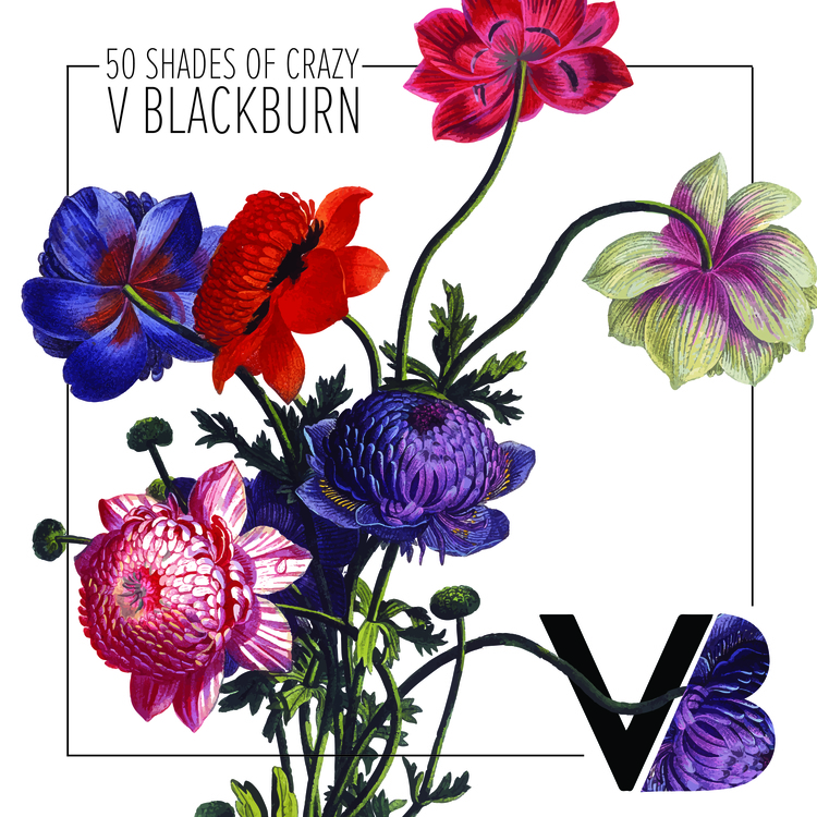50 Shades of Crazy EP by V Blackburn