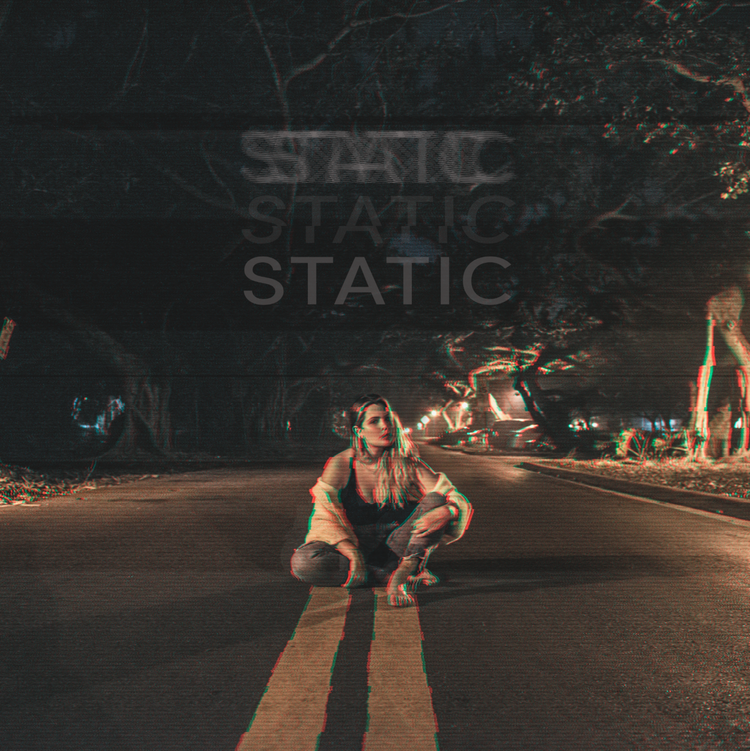 Static -single by V Blackburn