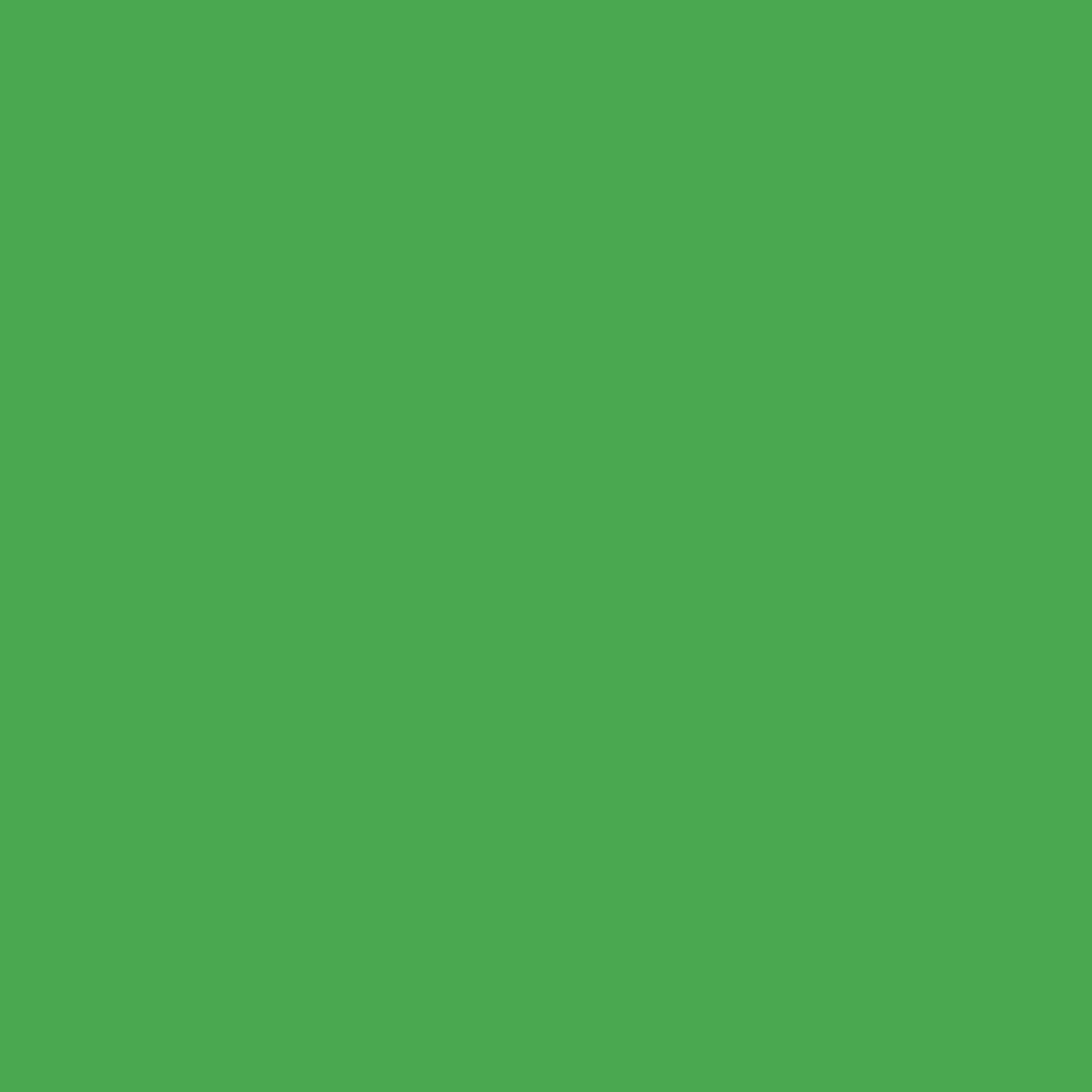 Pantone 361 C   HEX: #4AA74F   RGB: 74, 167, 79   CMYK: 56, 0, 53, 35