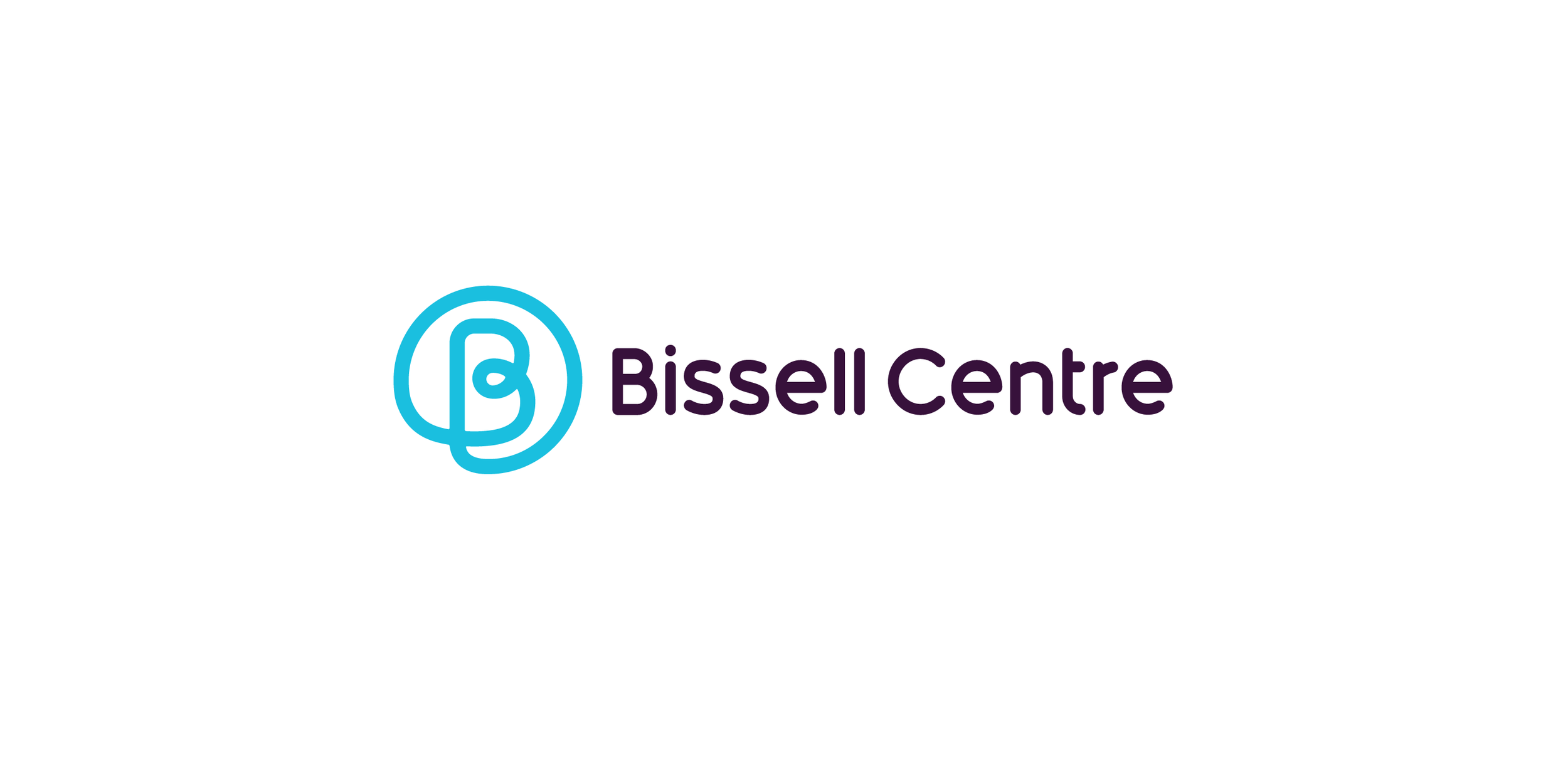 Primary lock-up  Often the first point of contact and potentially your most memorable visual asset. Your logo provides you with a tool to be visually recognized, correctly attributed and remembered.  The Bissell Centre logo is available in alternate configurations to accommodate varying creative and functional applications. Each configuration is to be regarded as a whole unit and no piece of the logo should be altered in any way.