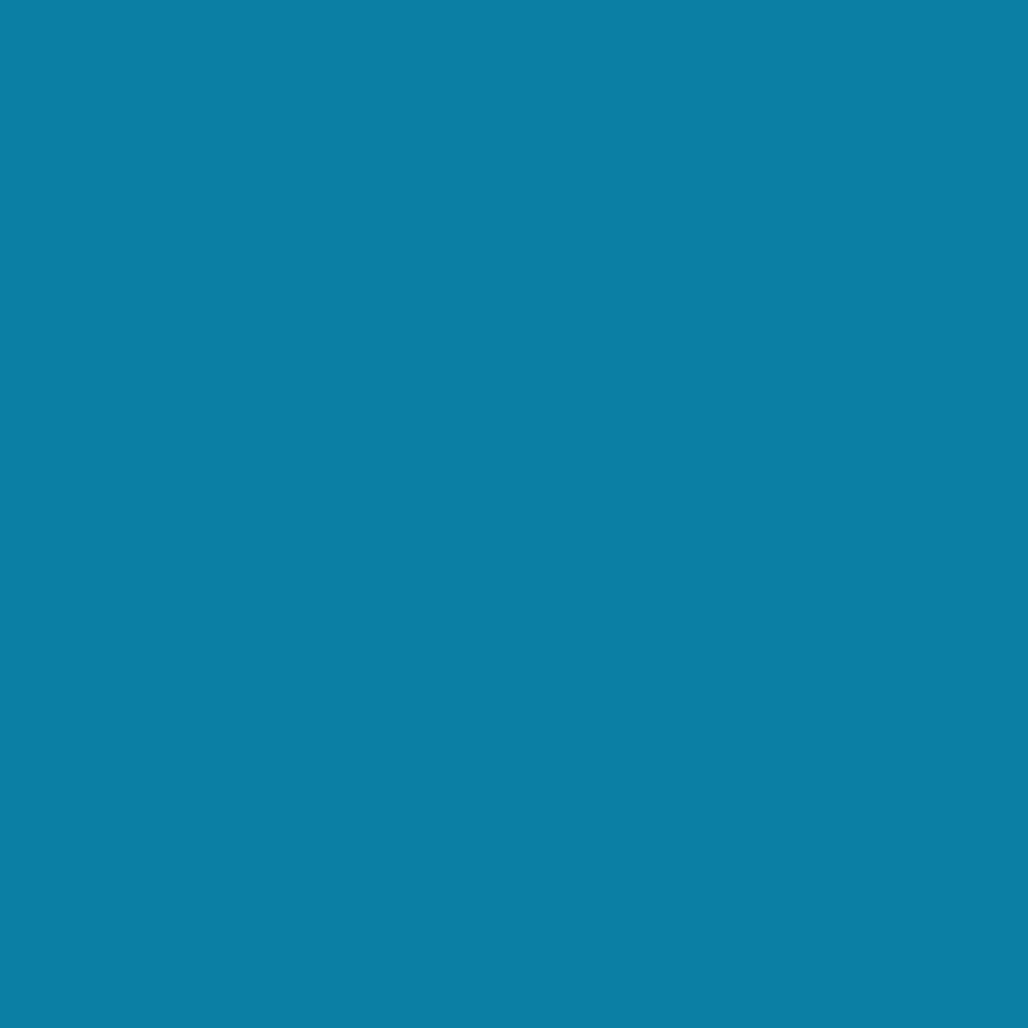 Dark Blue   HEX: #087FA3   RGB: 8, 127, 163   CMYK: 86, 39, 23, 1