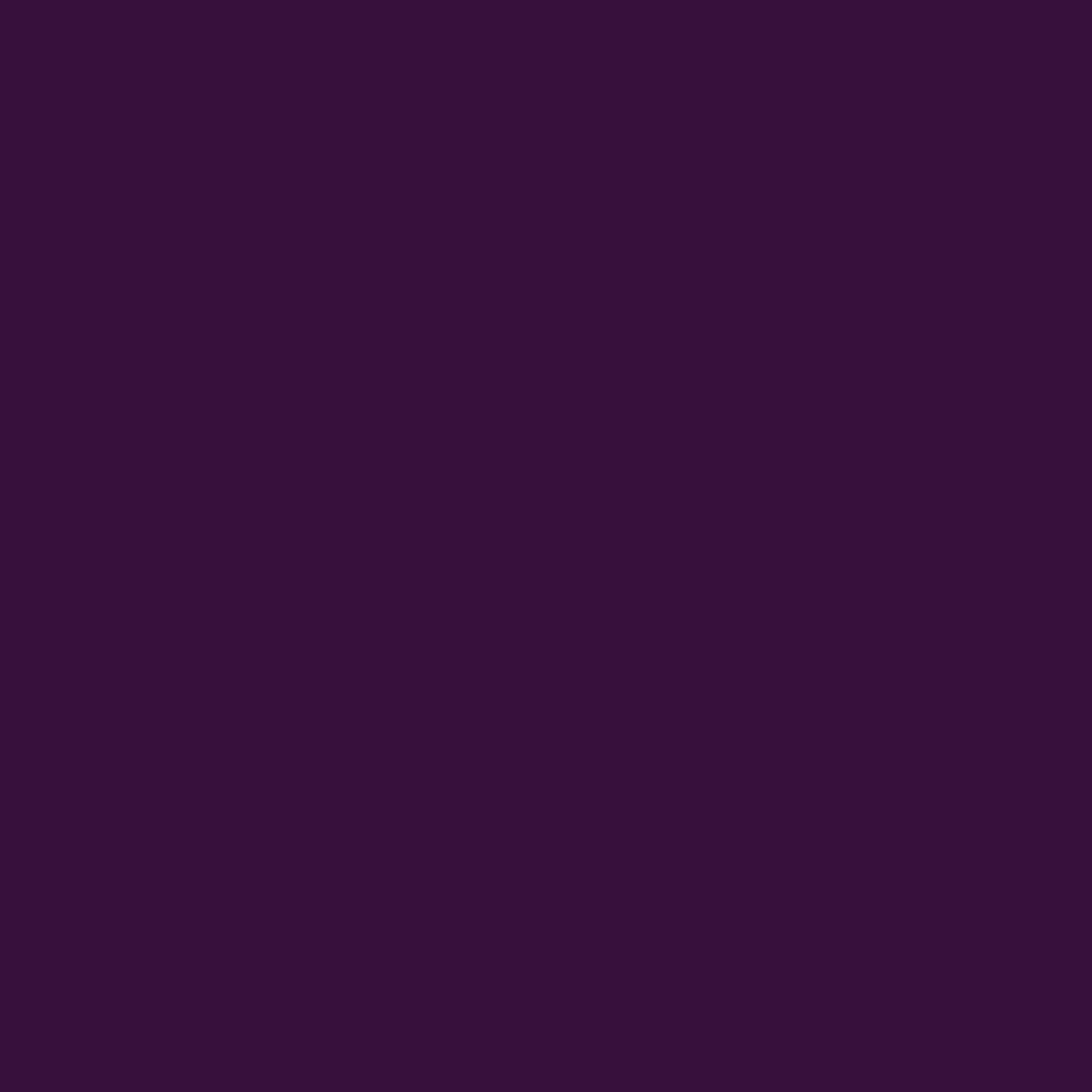 Pantone 525   HEX: #37123A   RGB: 55, 18, 58   CMYK: 75, 95, 43, 53