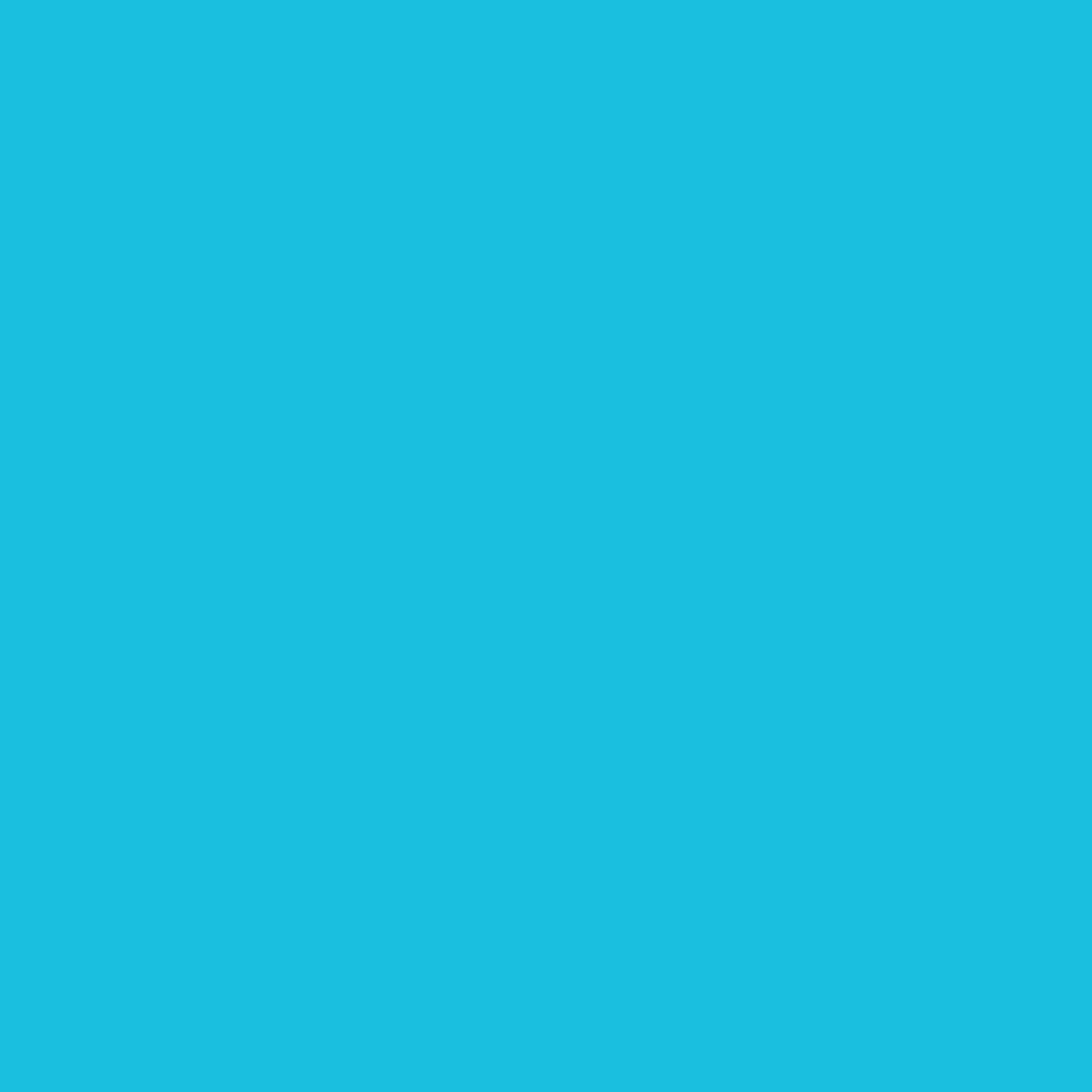 Pantone 311   HEX: #00BFDF   RGB: 0, 191, 223   CMYK: 70, 0, 10, 0