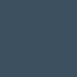 Pantone 7463 U  HEX: #3d505f RGB: 61, 80, 95 CMYK: 78, 61, 46, 28