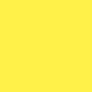 Yellow  HEX: #fff149 RGB: 255, 241, 73 CMYK: 3, 0, 87, 0