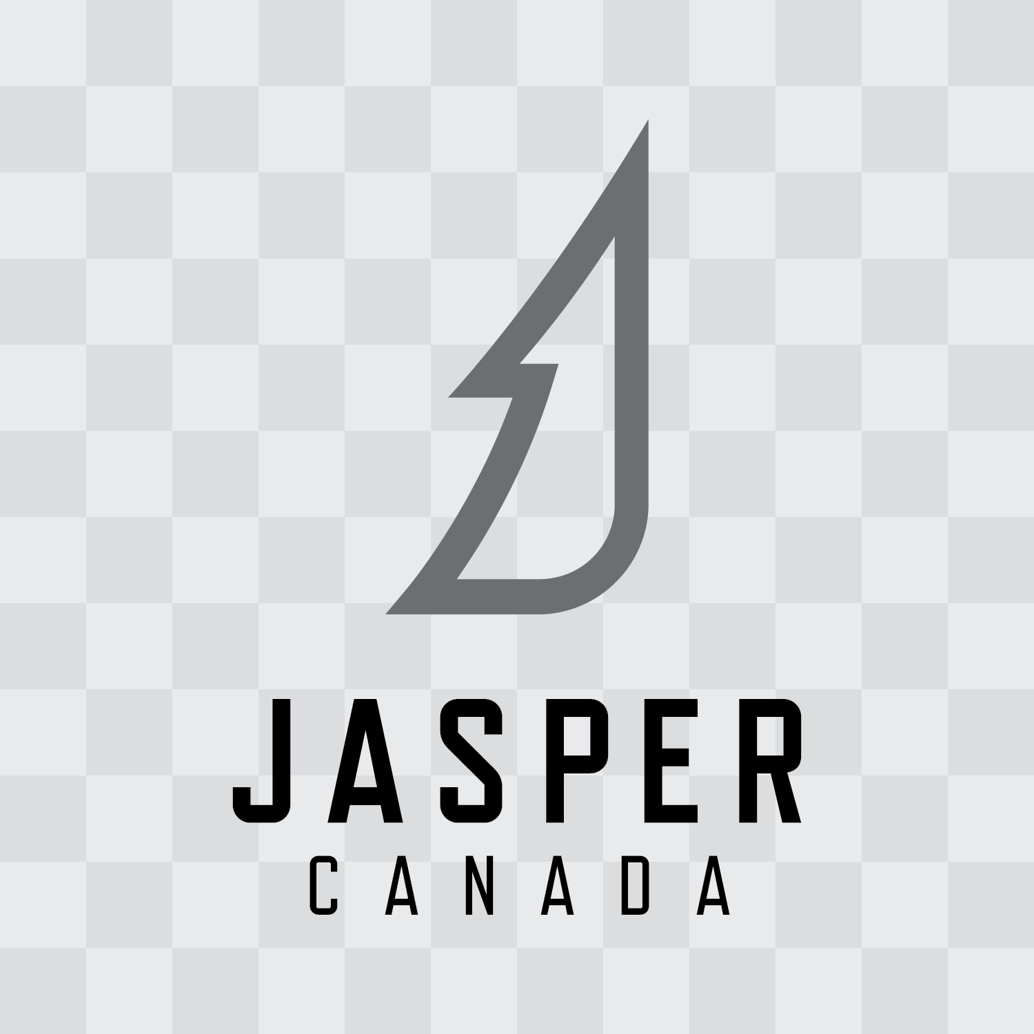 Vertical Logo Outside of Jasper (Greyscale)   .png    .eps