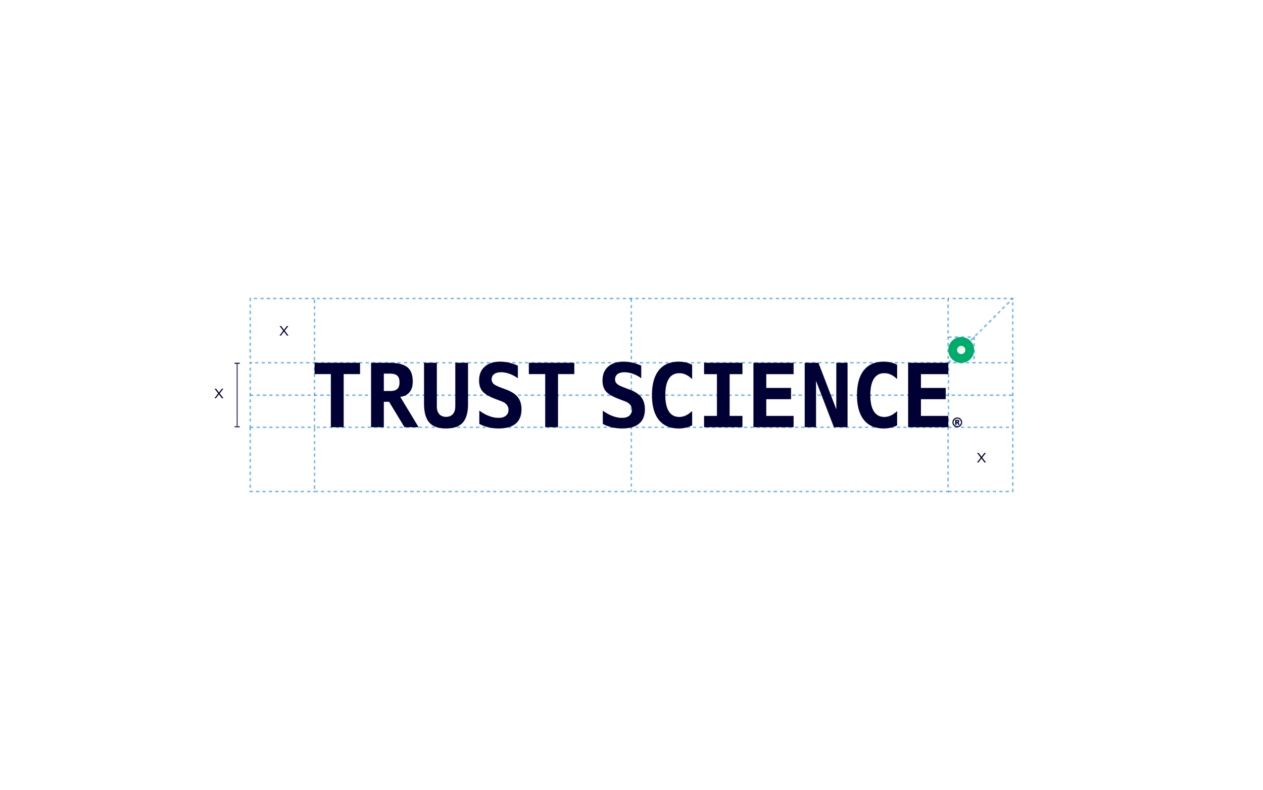 PRIMARY LOGO HORIZONTAL : CLEAR SPACE