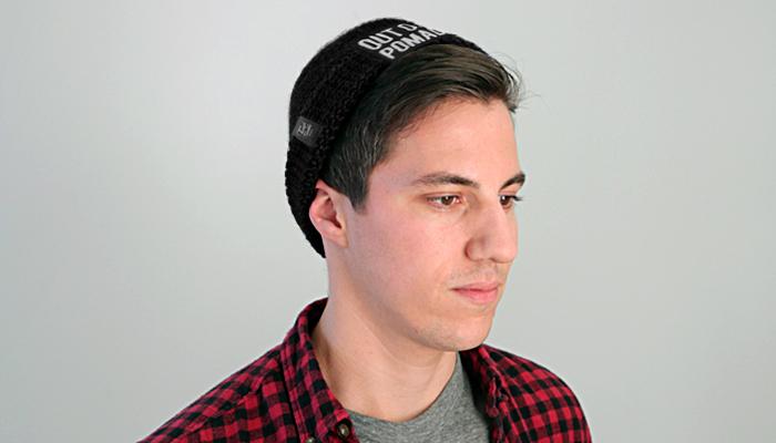 หมวก  T&T BEANIE จาก ทัฟแอนด์ทัมเบิล
