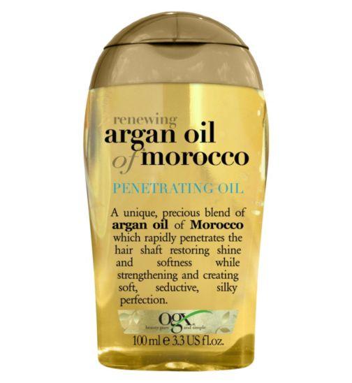 เซรั่ม Argan Oil ของ Organix