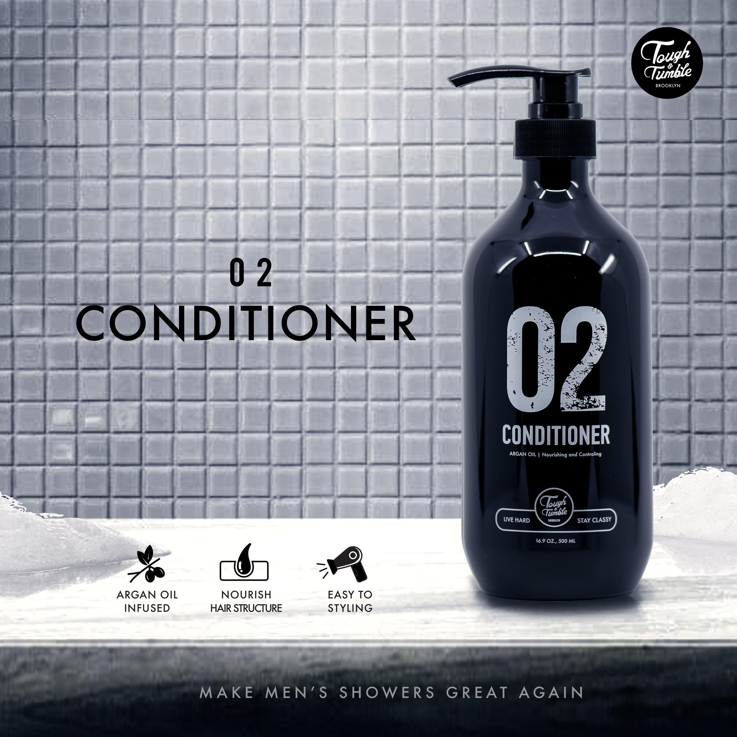 02 Conditioner_T&T 1-2-3 Shower