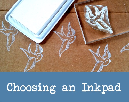 Find information about a variety of inkpads to help you select the best one for your project.