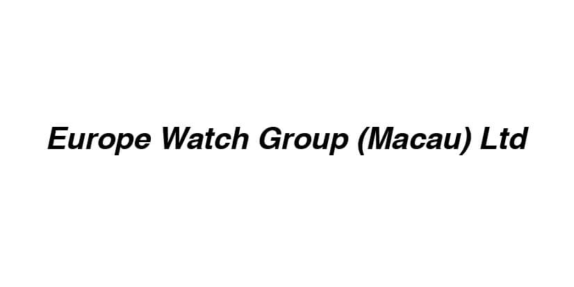 Europe Watch Group (Macau) Ltd macau jobscall.me recruitment ad 澳門招聘-01.jpg