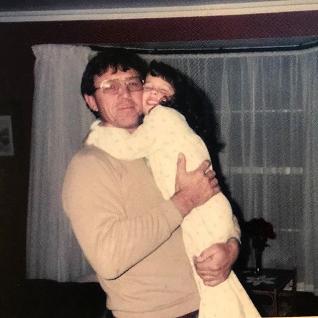 ALWAYS • DADDIES • LITTLE • GIRL  The love of my life. Everything I am in many ways is because of this special man. I wish everyday my dad was still here to walk this life with me.  Happy Fathers Day Dad. I love you to the stars and back. ♡