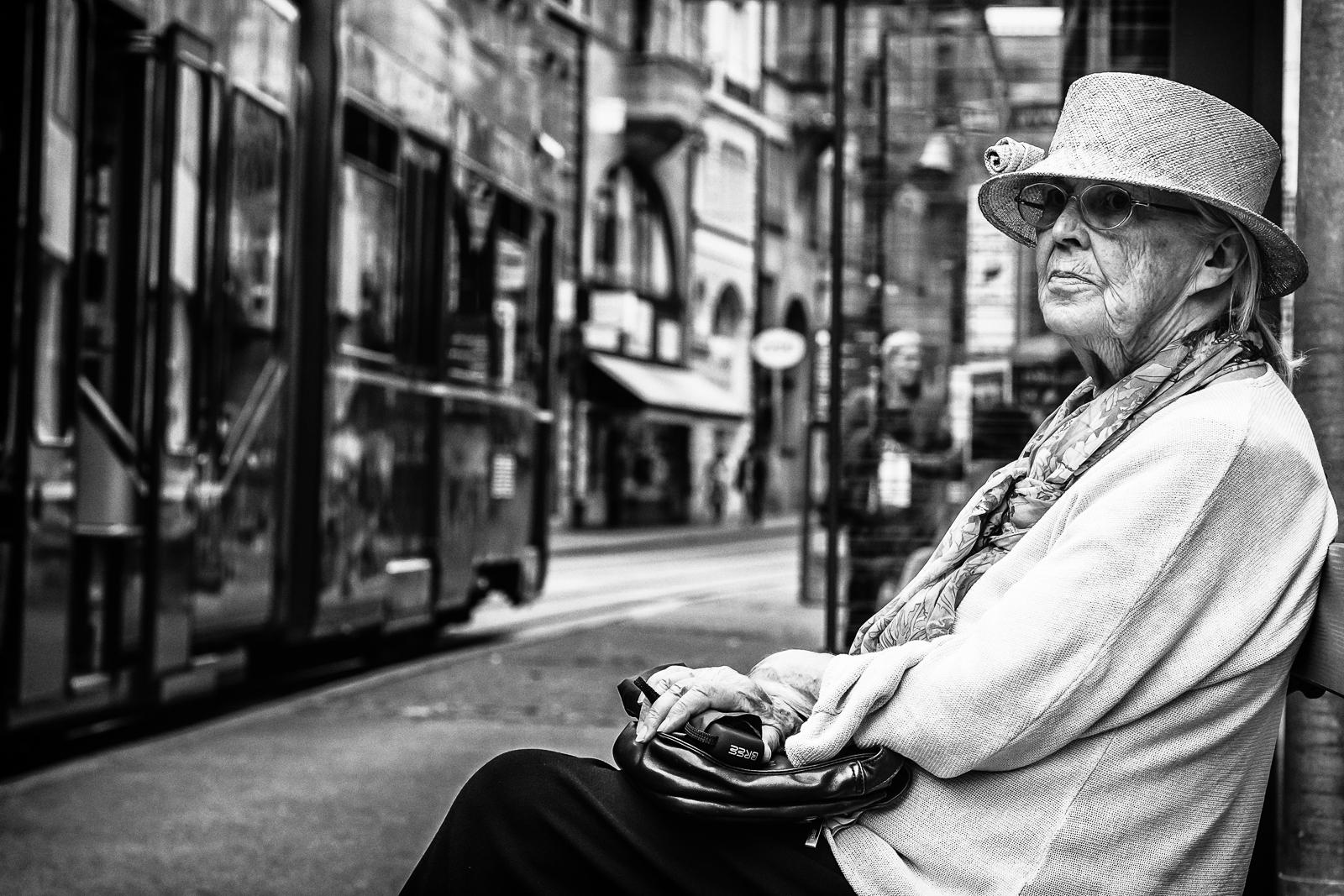 lady in Basel