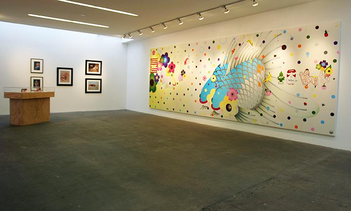 "Western Project, ""Cherry Pie"" Installation"