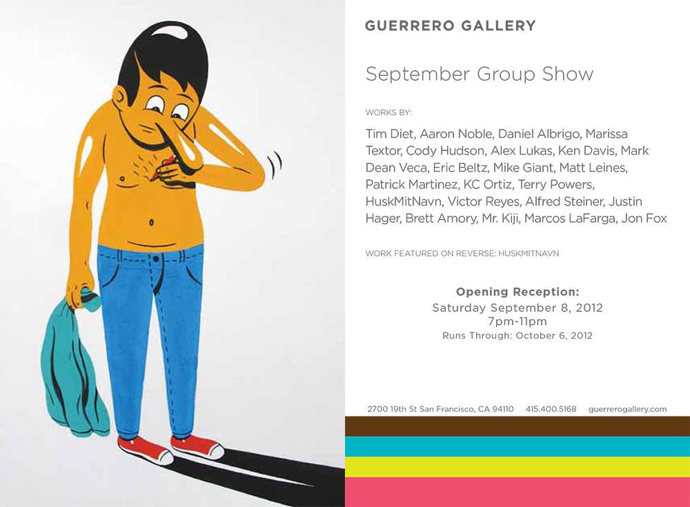 September Group Show