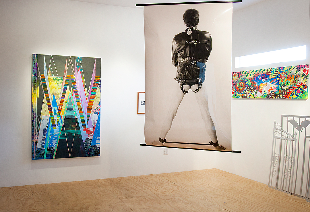 Western Project 11 Year Anniversary Exhibition, 2014