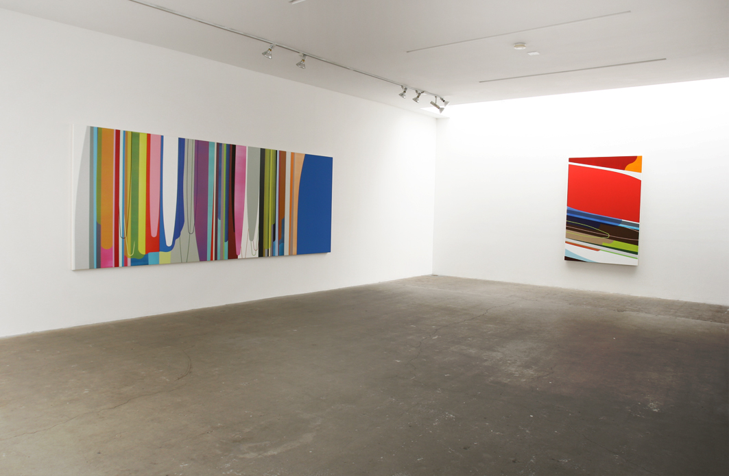 New Paintings: DION JOHNSON 2011 Exhibition at Western Project