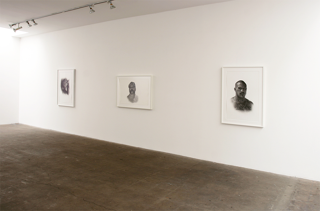 Patrick Lee 2011 Exhibition at Western Project