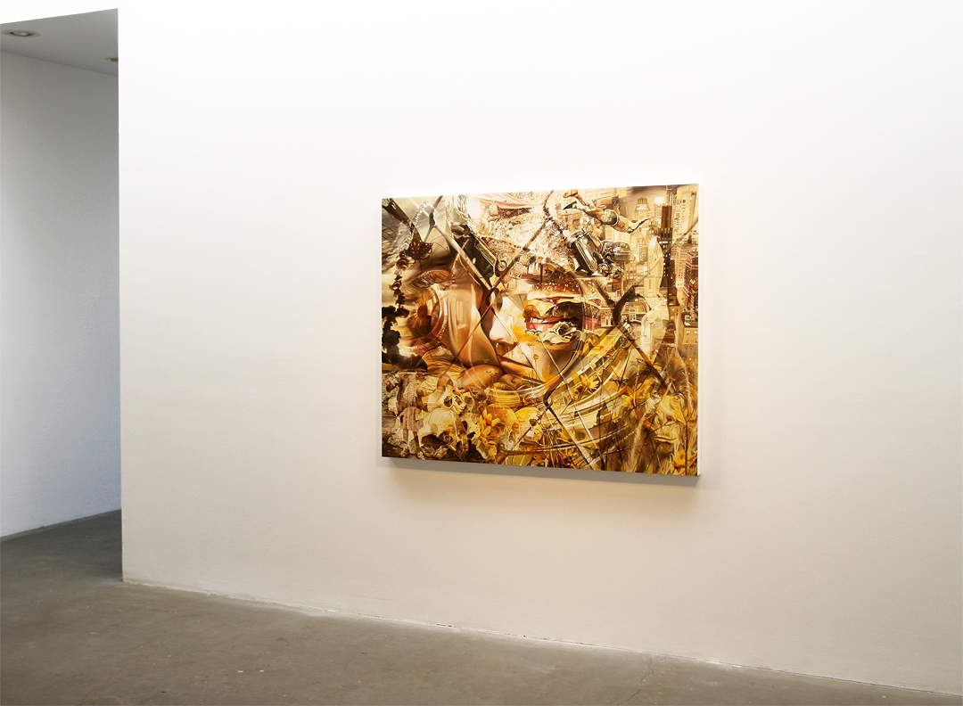 Chad Robertson, 2011 Exhibition at Western Project