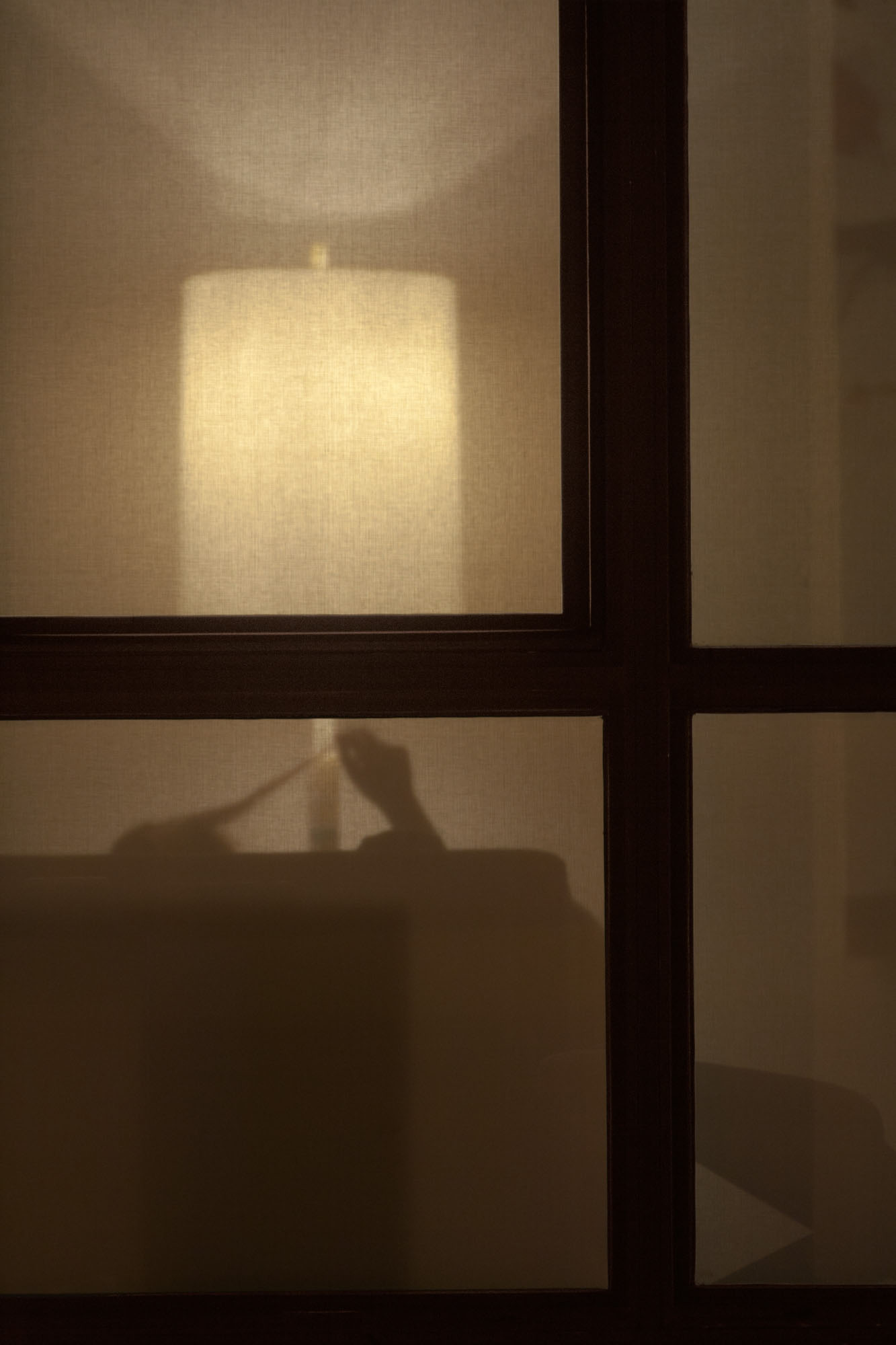 Arne Svenson, The Neighbors #4, 2012, pigment print, 45 x 30 inches