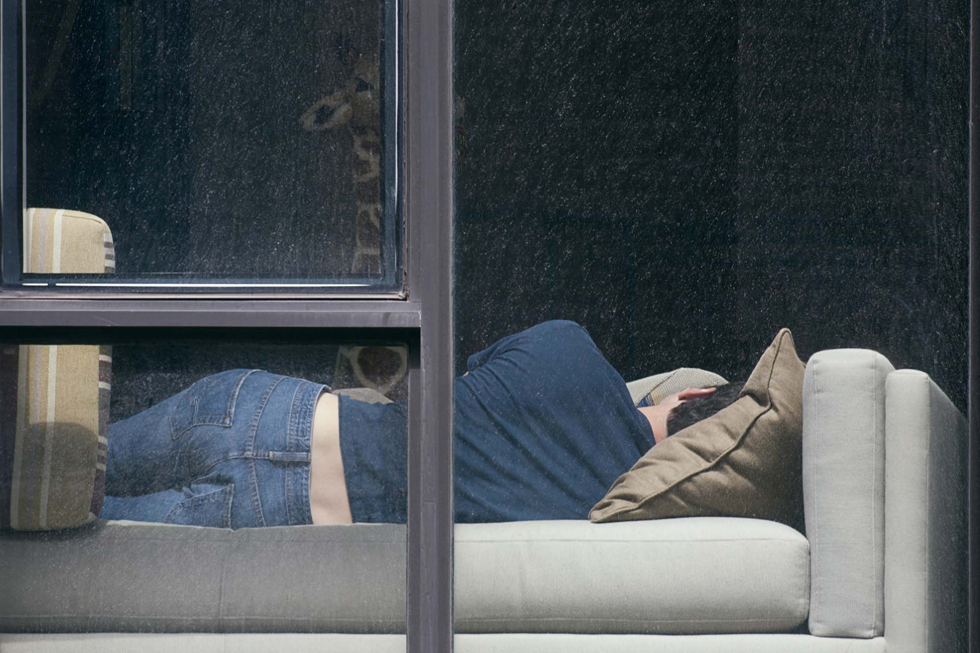 Arne Svenson, The Neighbors #11, 2012, pigment print, 45 x 30 inches