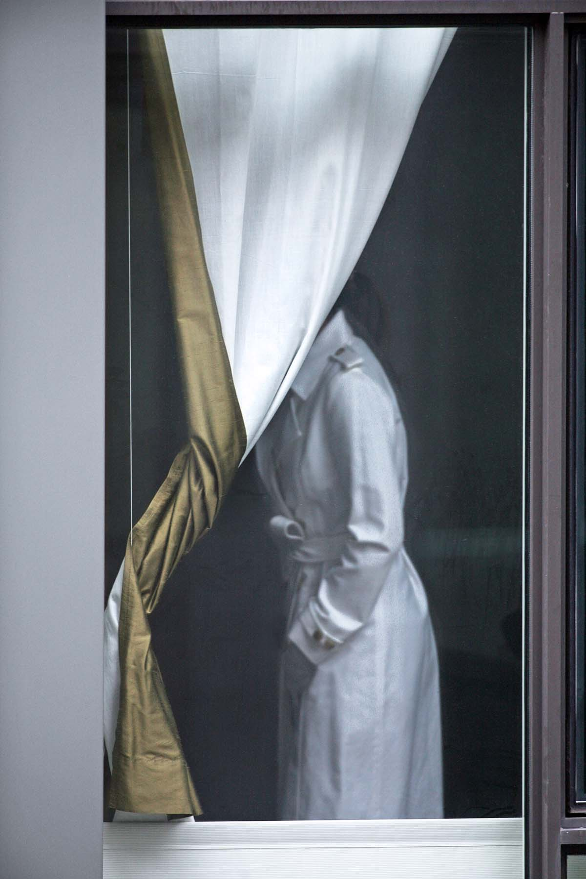 Arne Svenson, The Neighbors #28, 2012, pigment print, 45 x 30 inches