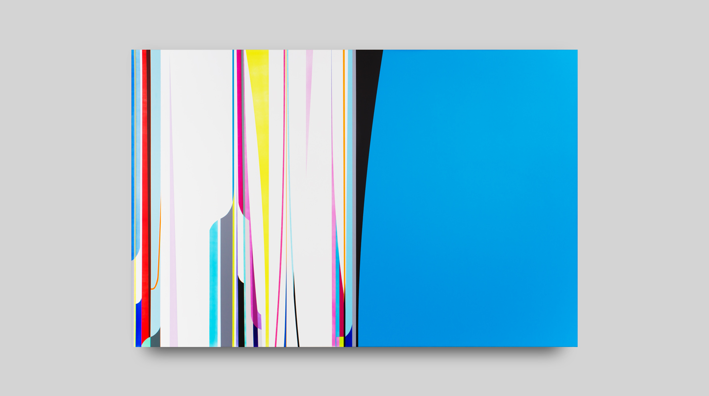 DION JOHNSON, Day Dreamer, 2014, acrylic on canvas, 40 x 60 inches