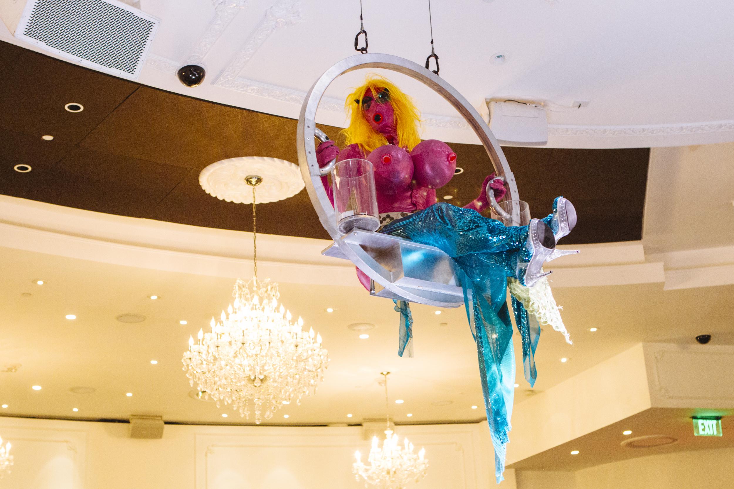 AARON SHEPPARD 2015 Peformance at The Tropicana, Las Vegas, Nevada. Photo by Mikayla Whitmore