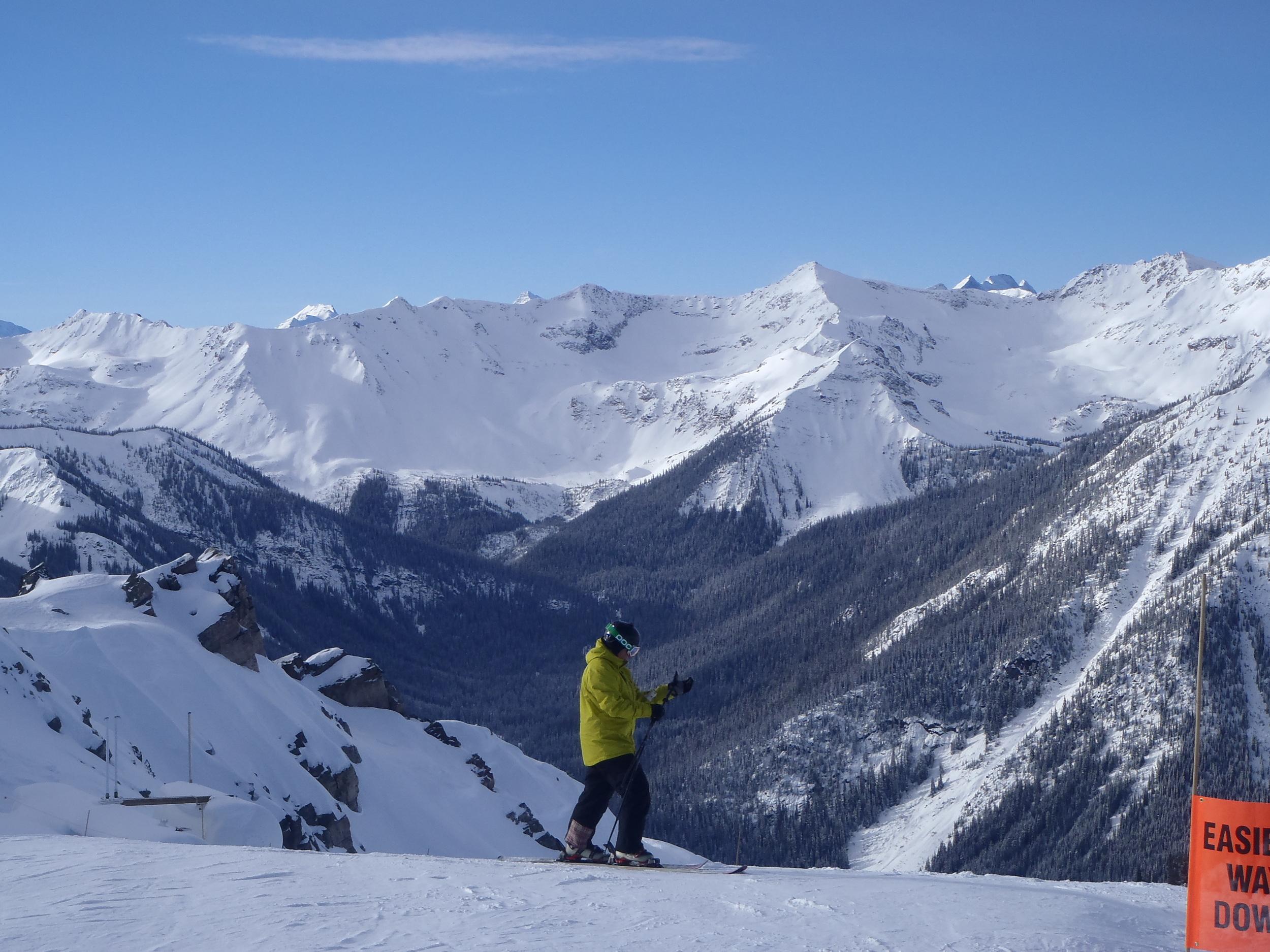 Ski Kickinghorse on your British Columbia ski tour.