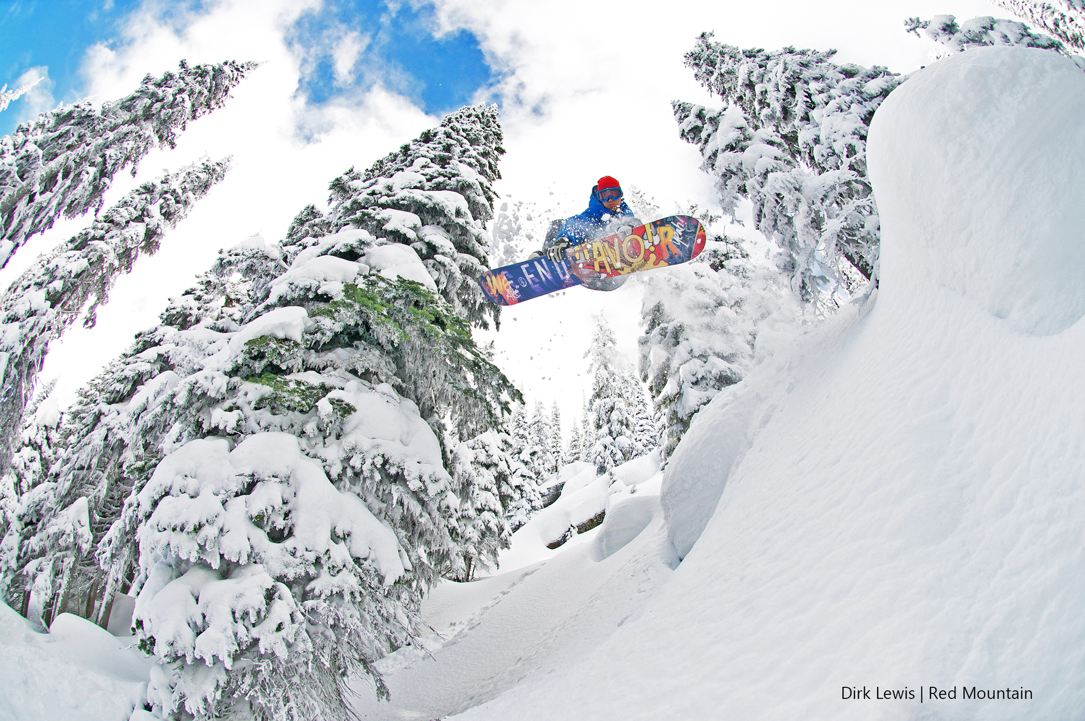Guided ski tours in Vancouver, British Columbia.