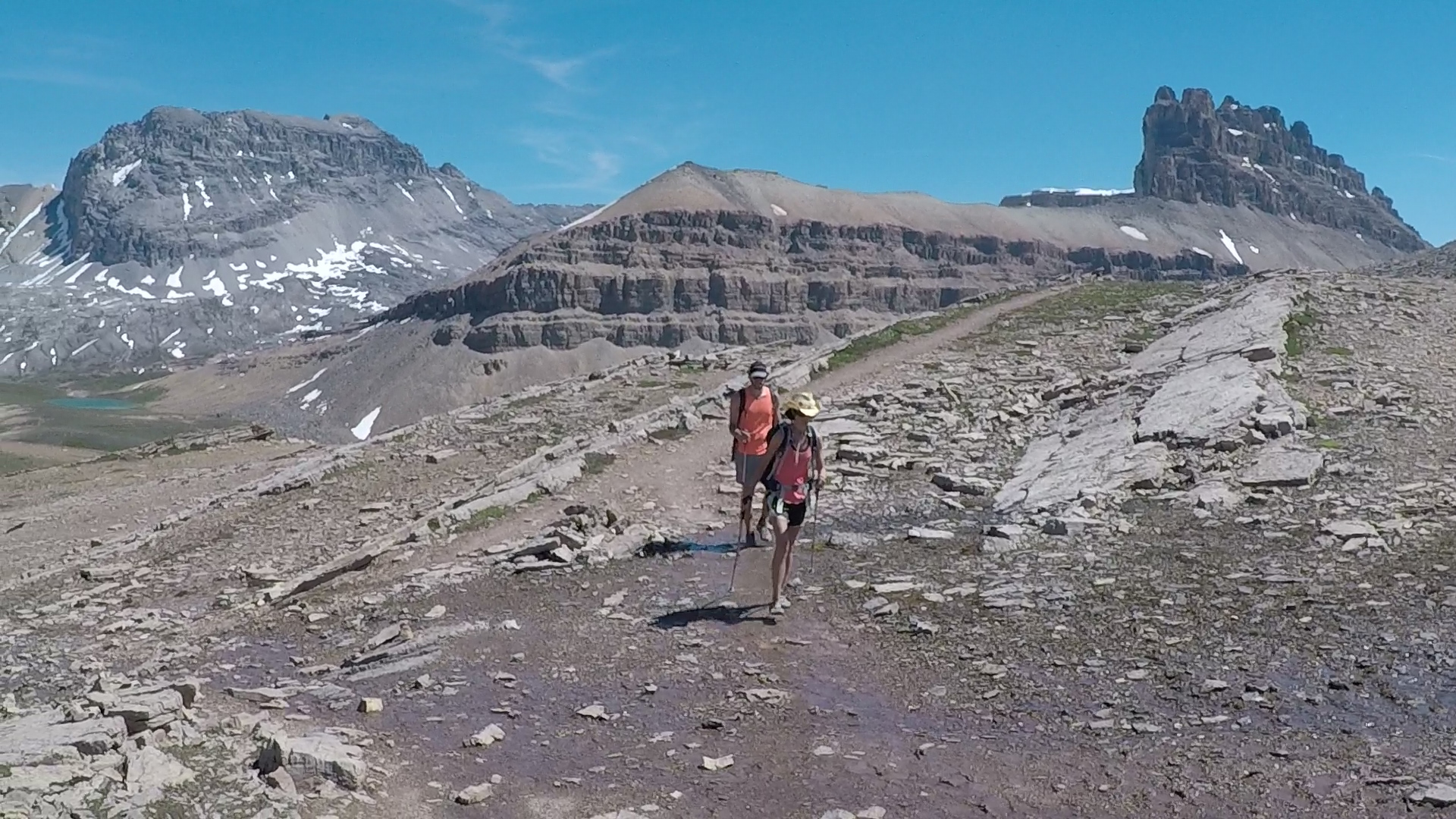 Copy of Guided walking tour of the Rockies near Banff.