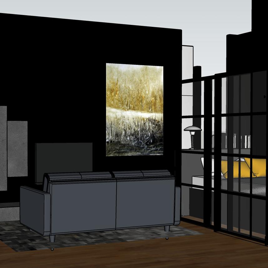 Interior Design Potts Point Apartment