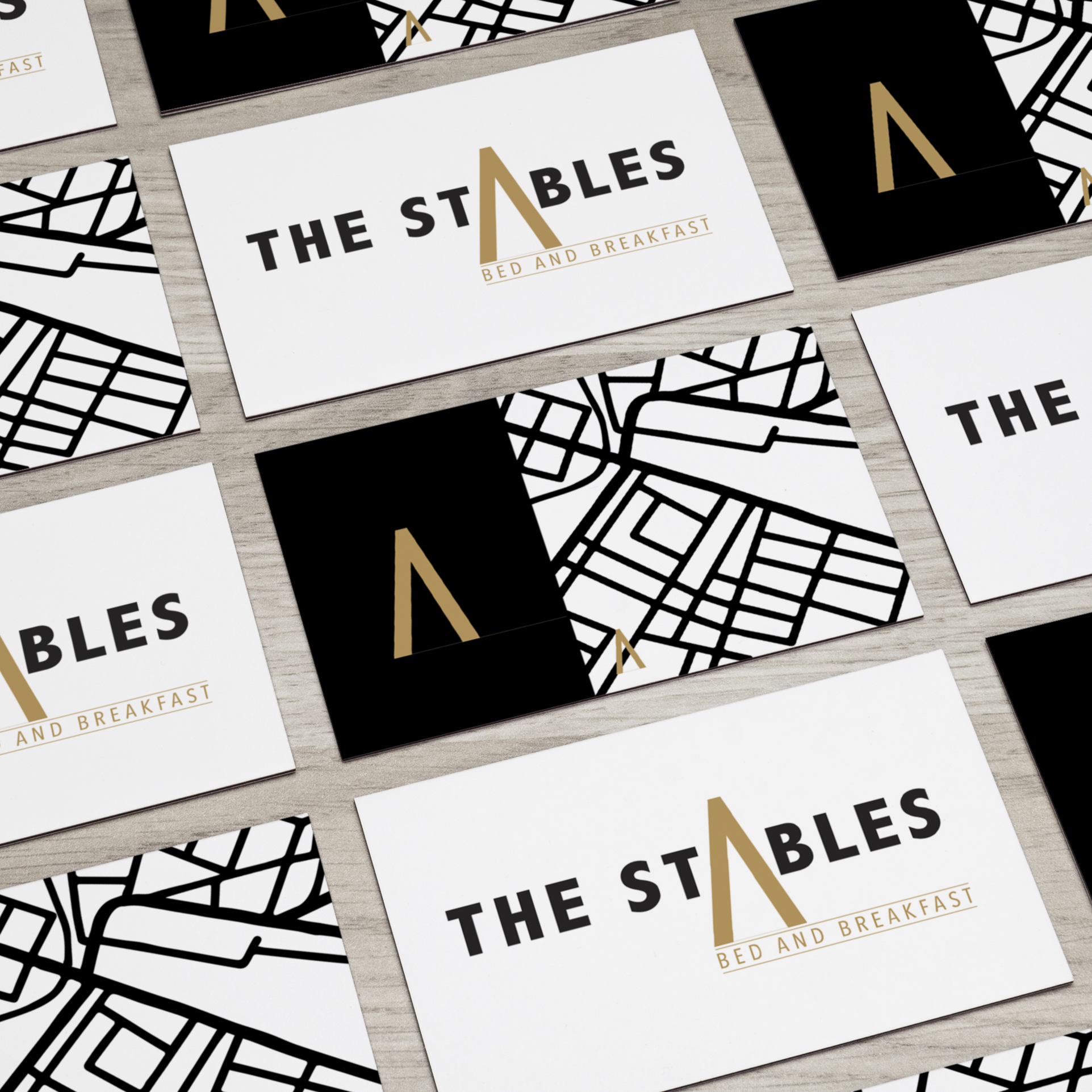 Branding for The Stables