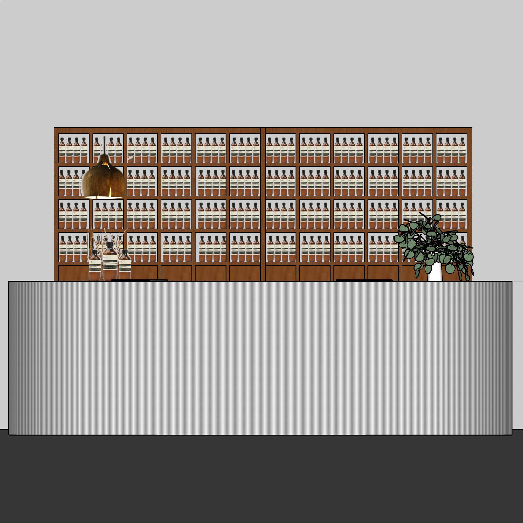 Aesop concept design