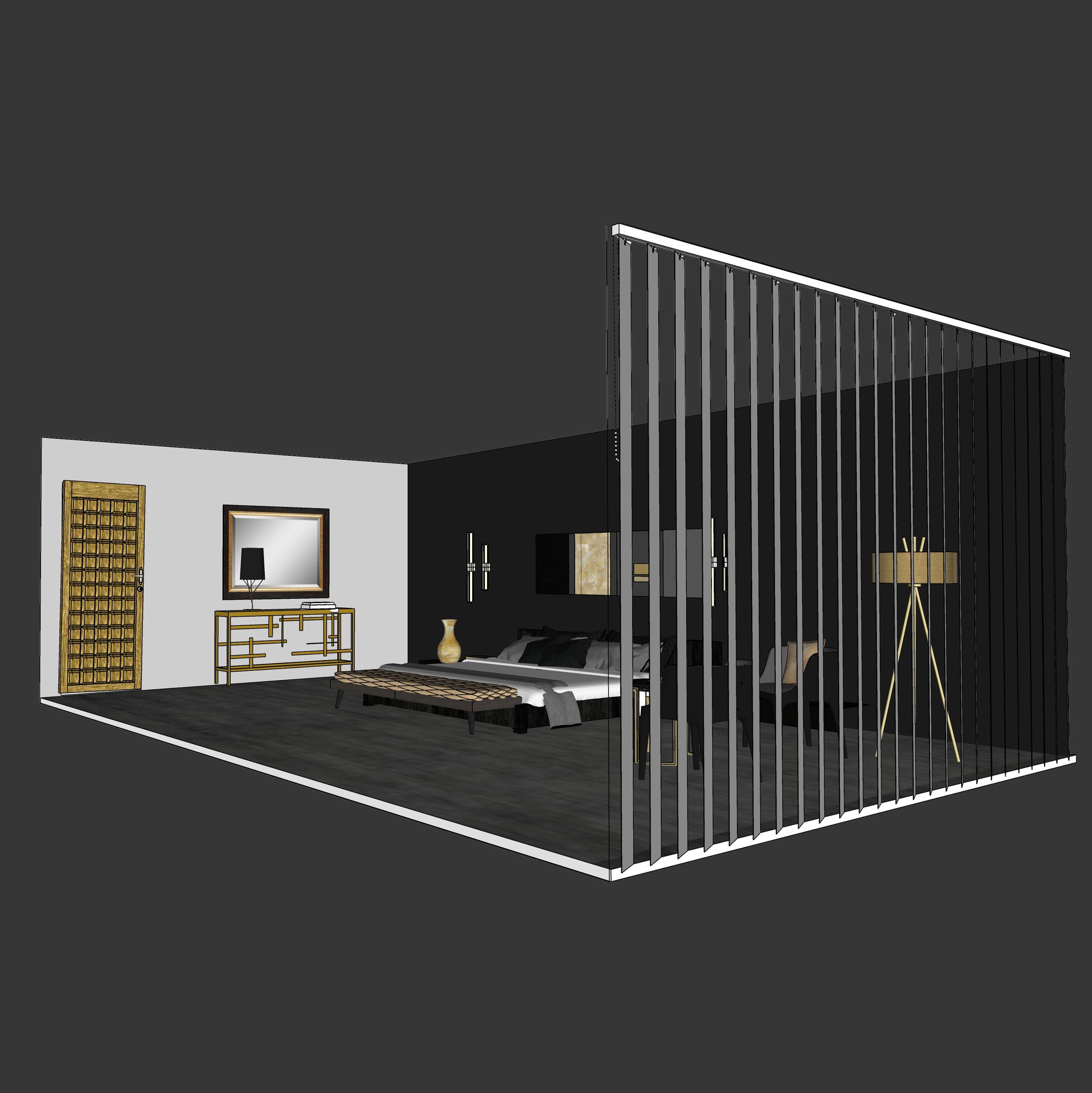 Bedroom design, Duffys Forest