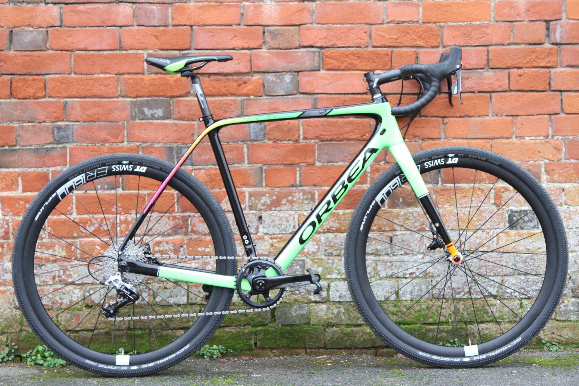 ORBEA   Orbea, as one of cycling's oldest companies, is one of the custodians of the old traditions, of the roots and heritage of the sport.From their first day setting foot in the world of cycling they've partnered with the best competitive cyclists.