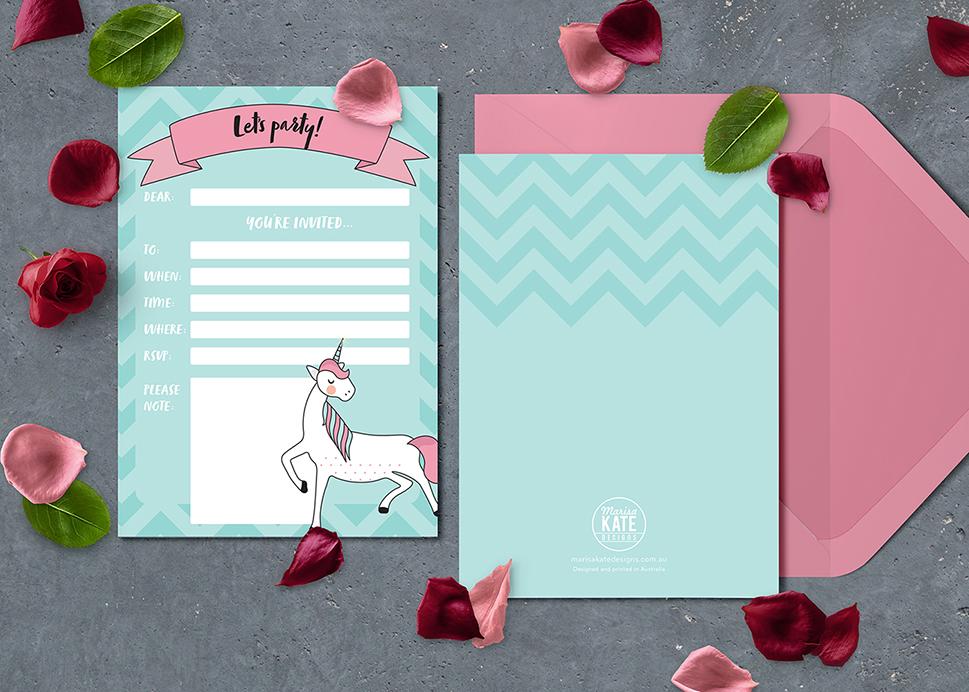 Marisa-Kate-Designs_Graphic-Design-Marketing_Brisbane_Birthday-invitation-Unicorn.jpg