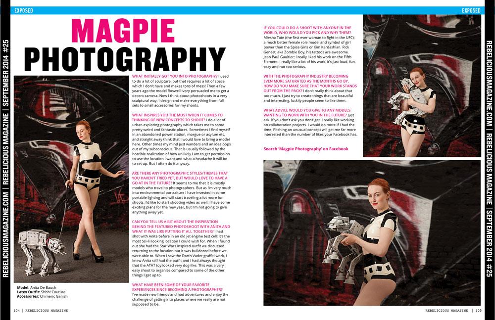 Rebelicious Magazine Issue 25