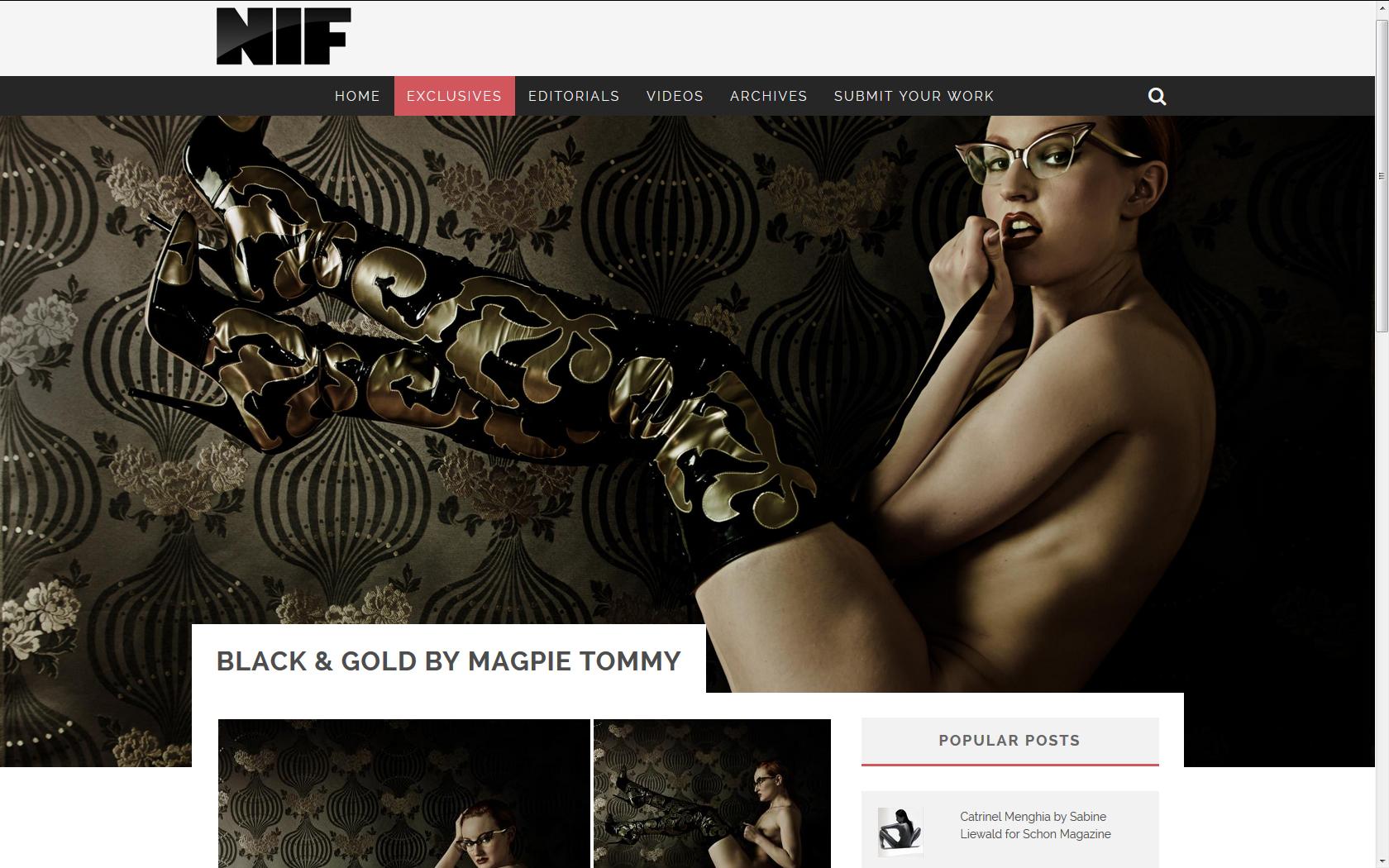 NIF Magazine
