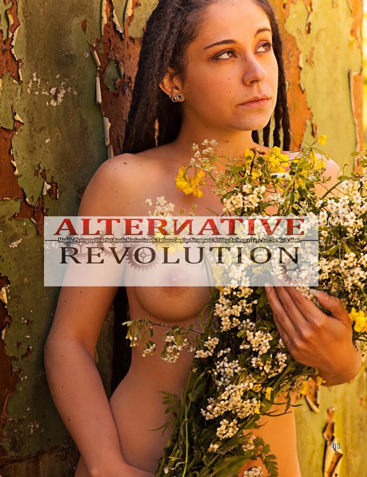 Alternative Revolution Magazine Issue 10