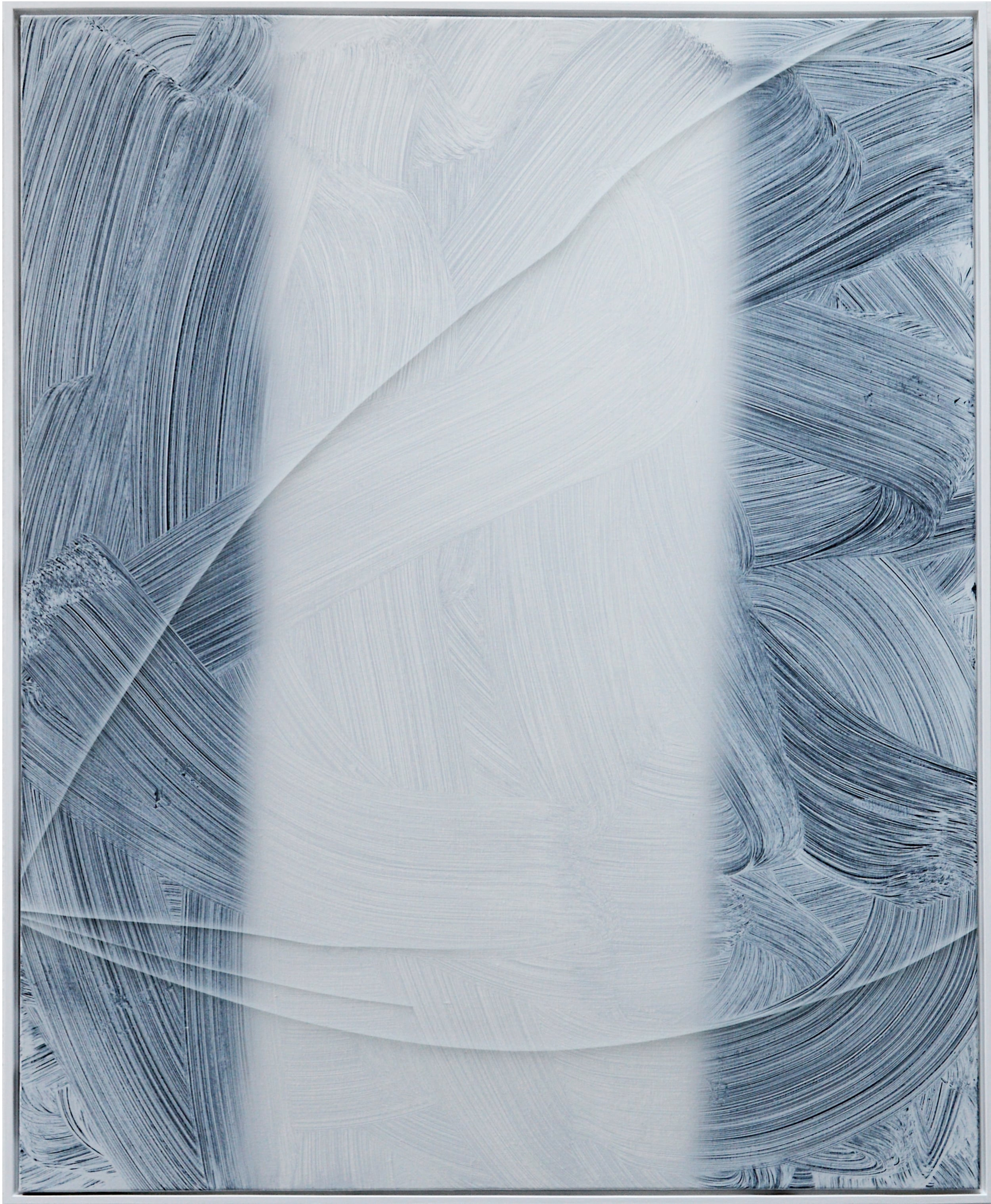 Silver Lining | 2015 acylic on linen 140 x 115 cm